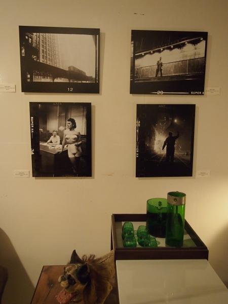 Exposición de Stanley Kubrick en Antique Boutique