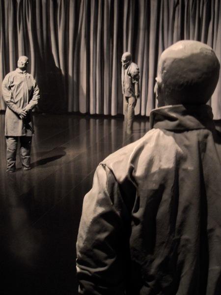 La naturaleza de la ilusión - Juan Muñoz, 1994 - 1997