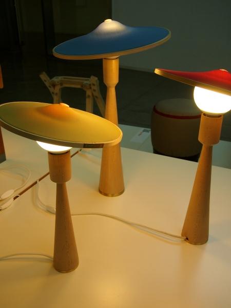 Luminarias con pantalla moldeable de Kerem Kaminski