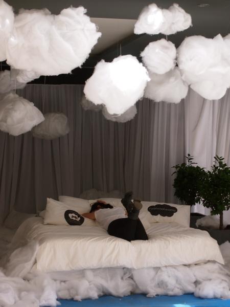 Hotel Ibis Styles Madrid Prado. Instalación a cargo de los alumnos del Curso Superior Universitario de Diseño de Interiores
